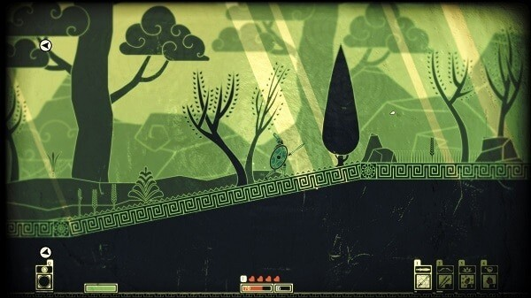 Apotheon: the forest of Artemis