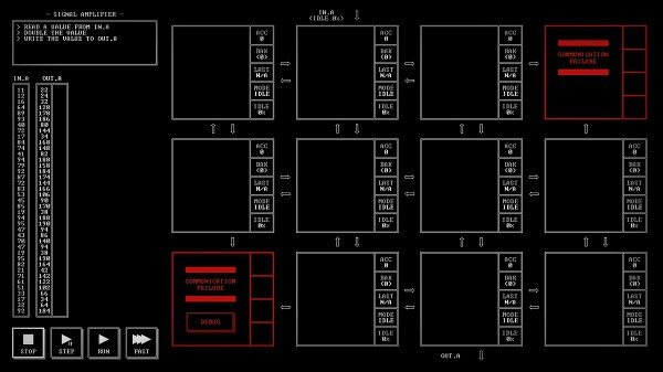TIS-100: an early puzzle