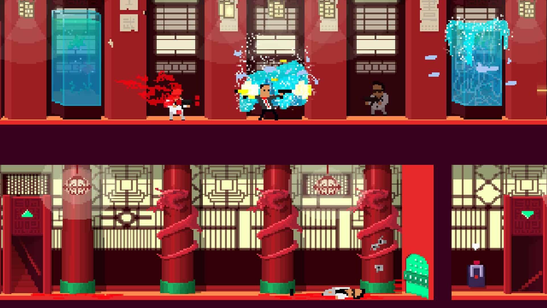 Not A Hero screenshot 2