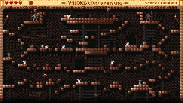 Vindicator: Uprising, level 5