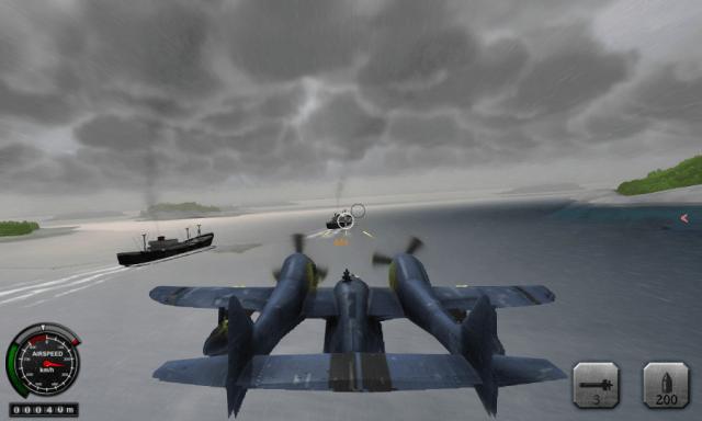 BOMB Screenshot - Storm