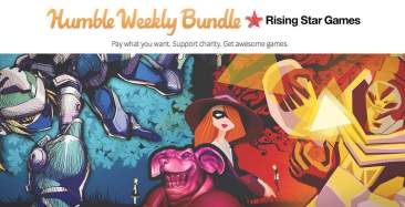 Humble Weekly Bundle Rising Star Games featured image