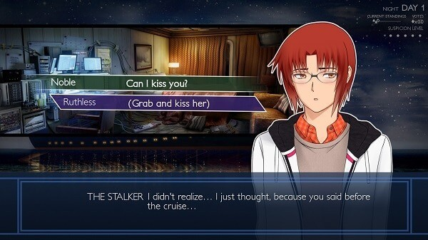 Ladykiller in a Bind: screenshot courtesy of official site