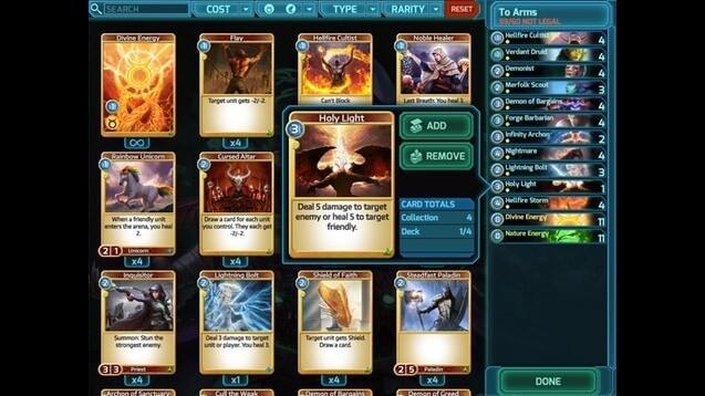 Nova Blitz: screenshot courtesy of Steam