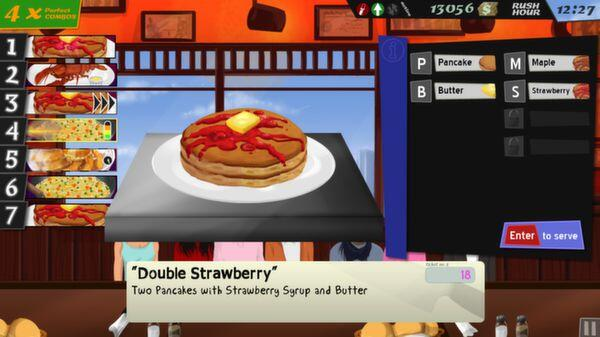 Cook, Serve, Delicious!: screenshot courtesy of Steam