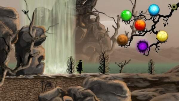 Nihilumbra: screenshot courtesy of Steam