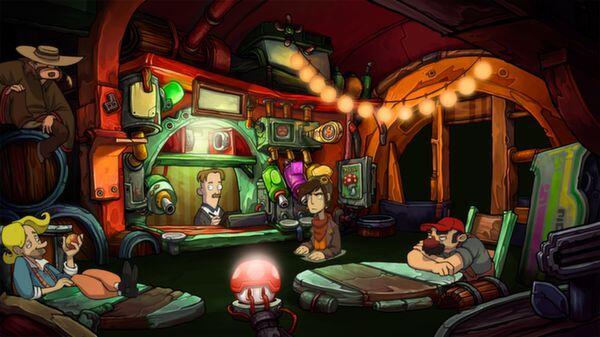 Goodbye Deponia: screenshot courtesy Steam