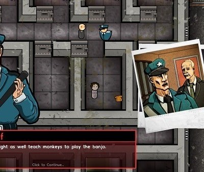 Prison Architect: the question of rehabilitation