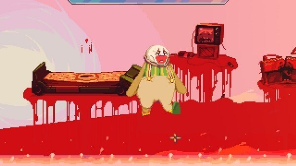 Dropsy, a blood-soaked nightmare