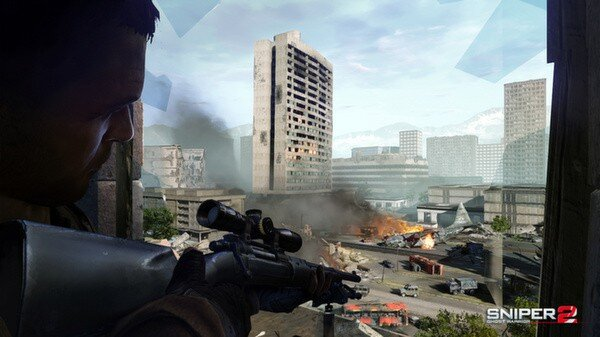 Sniper: Ghost Warrior 2 screenshot courtesy of Steam