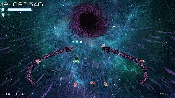 Vortex Attack, bonus round