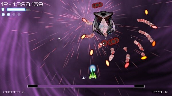 Review: Vortex Attack, a Good Old Fashioned Shoot-'em-Up