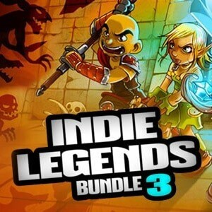 Bundle Stars, Indie Legends 3 featured image