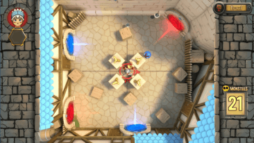 wondershot in game