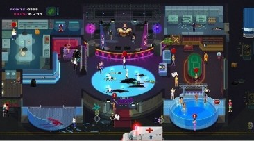 Party Hard game screenshot, Casino Party
