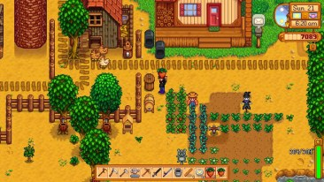 Stardew Valley game screenshot 14