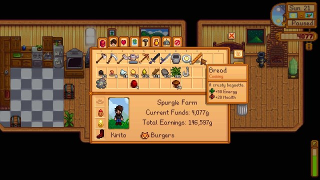 Stardew Valley game screenshot 9