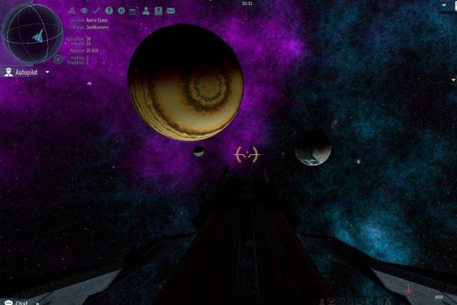 Ascent game screenshot, worlds
