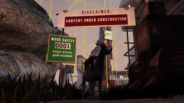 GoatZ game screenshot, courtesy Steam