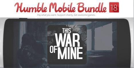 Humble Mobile 18 Banner image