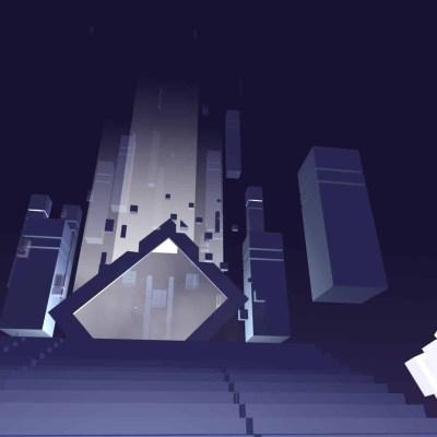 Glitchspace game screenshot, portal