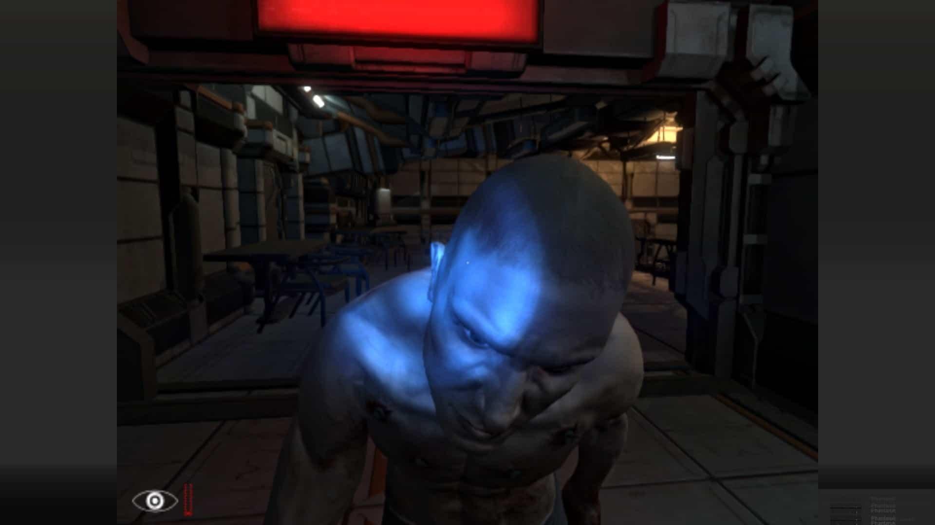 Phantaruk game screenshot, clone
