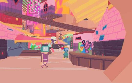 Diary of a Spaceport Janitor game screenshot courtesy of Steam