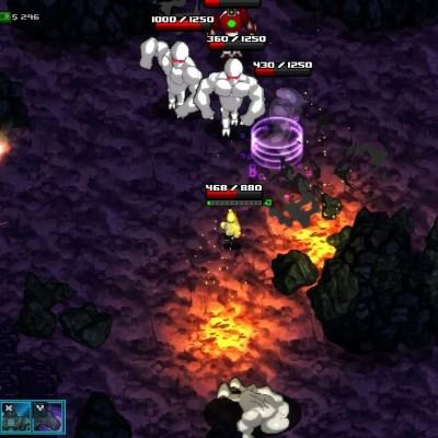 Rogue Continuum game screenshot 2 courtesy Steam