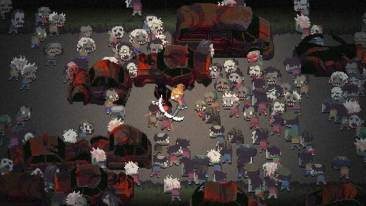 Death Road to Canada game screenshot 3, courtesy Steam