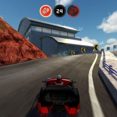 Wincars Racer screenshot