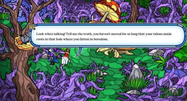 prince dialogue