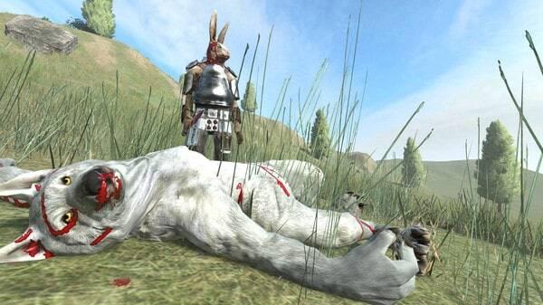 Overgrowth game screenshot courtesy Steam