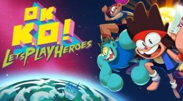 OK K.O.! Let's Play Heroes game header image