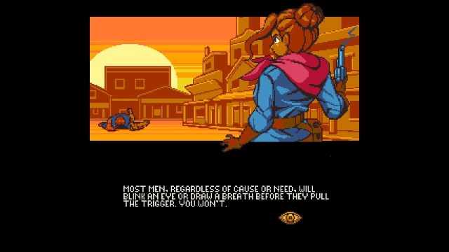 Dead Horizon game screenshot, story scene