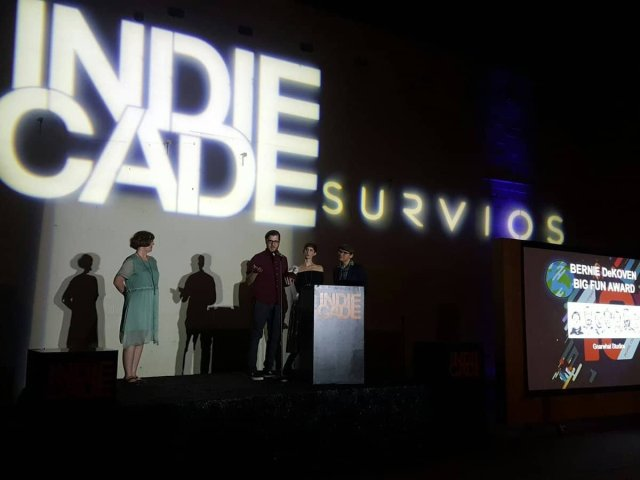 IndieCade Big Fun Award - Gnarwhal Studios