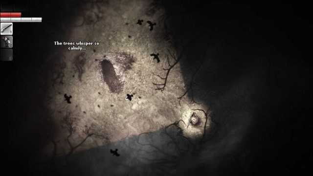Darkwood game screenshot courtesy Steam