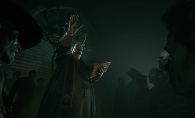 Outlast 2 game screenshot courtesy Steam