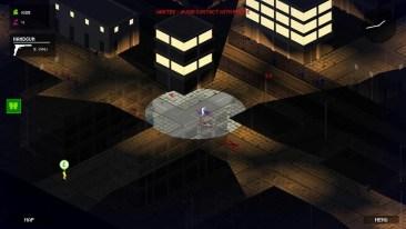 Walking Heavy game screenshot, shoot-out