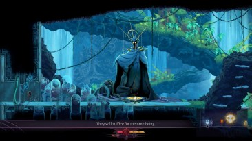 Sundered Review - A Gorgeous and Deathly Difficult Platformer