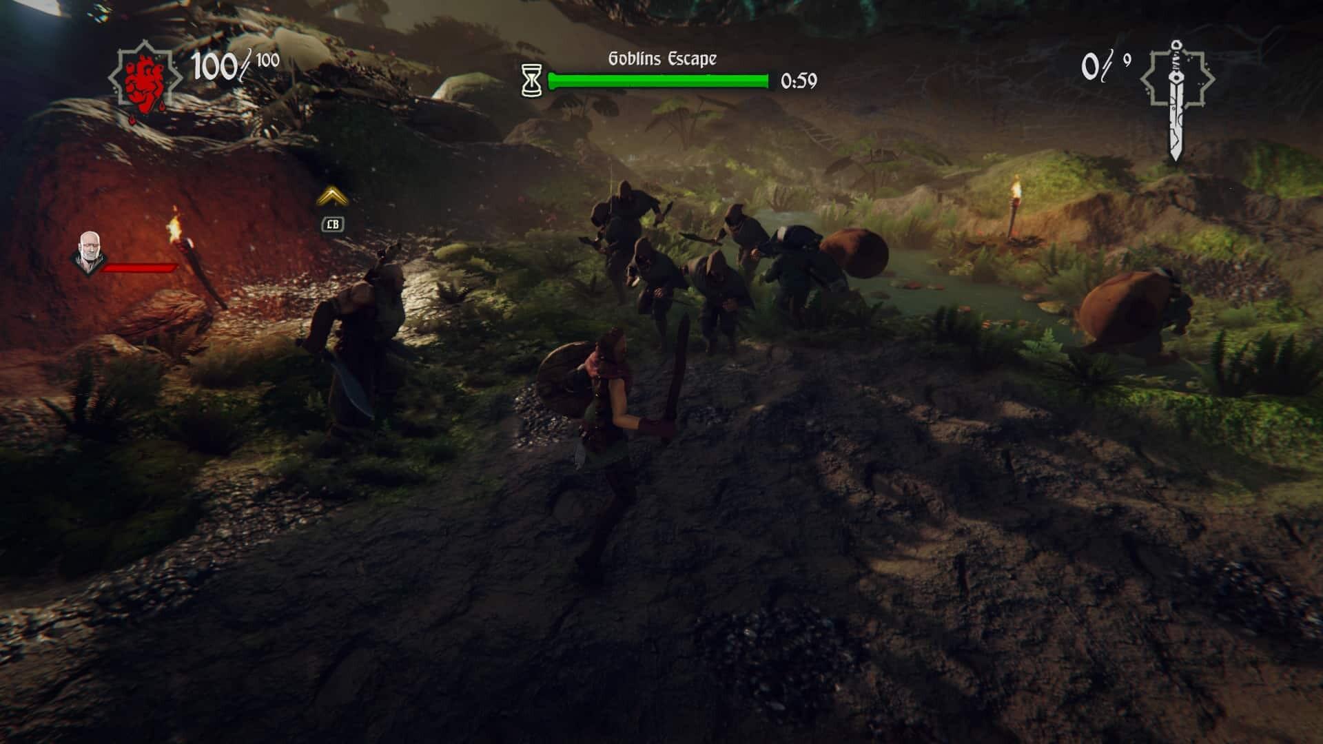 hand of fate 2 combat