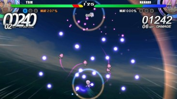 Acceleration of SUGURI 2 - Futuristic Flying Fights