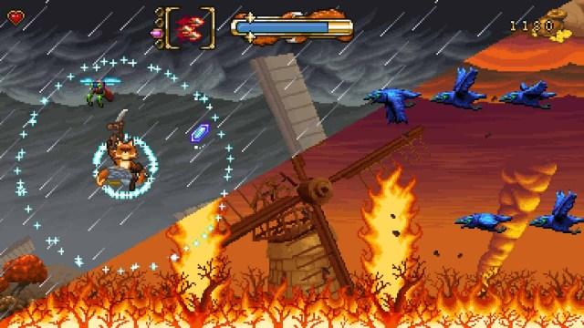 FOX n FORESTS - screenshot 2 courtesy Steam