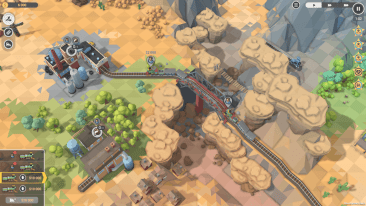 train valley strategy puzzle game