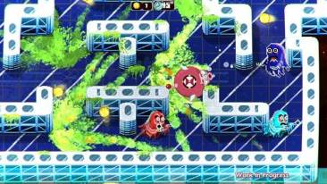 pig eat ball screenshot