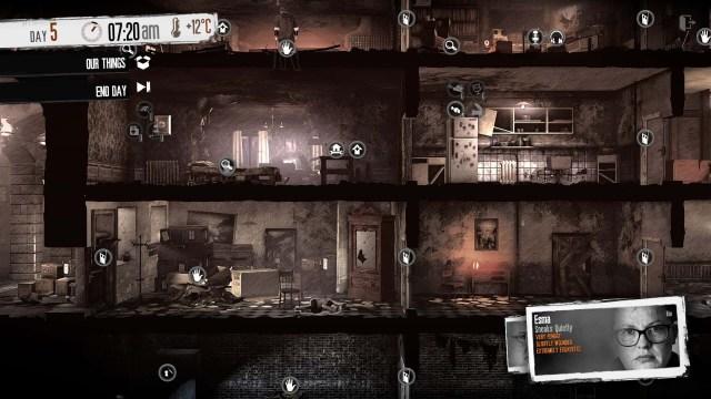 This War of Mine Stores - The Last Broadcast DLC - Esma