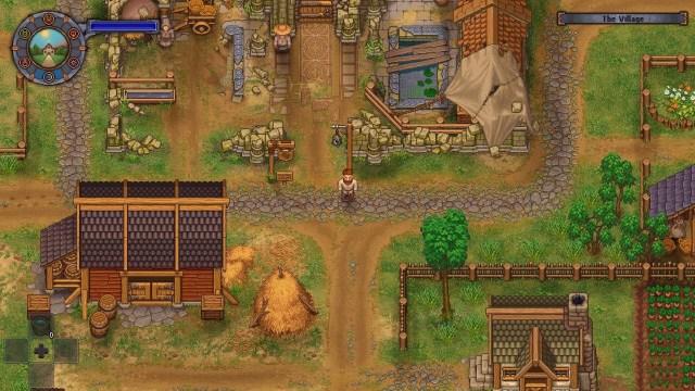 Graveyard Keeper the Village