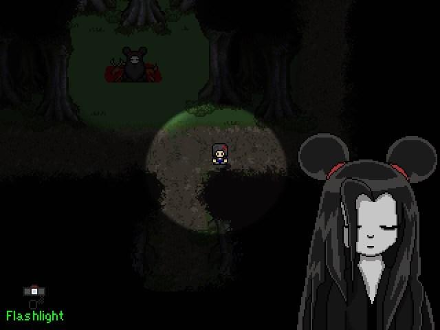 My Big Sister game screenshot, Sombria