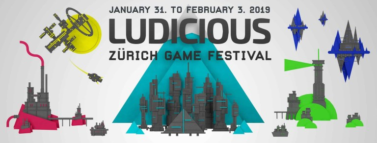 Ludicious - Zürich Game Festival