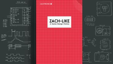 ZACH-LIKE book featured image, courtesy Kickstarter