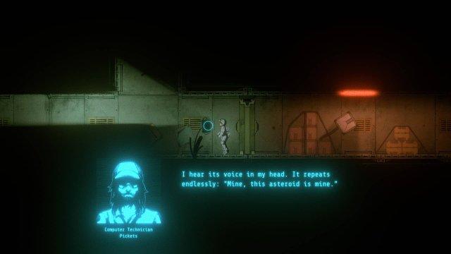 Void Mine Game screenshot 1